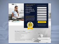 Homeschooling Landing Page