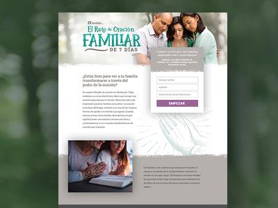 Family Prayer Challenge