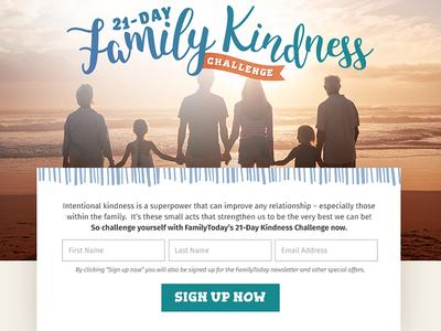 Kindness Challenge Form