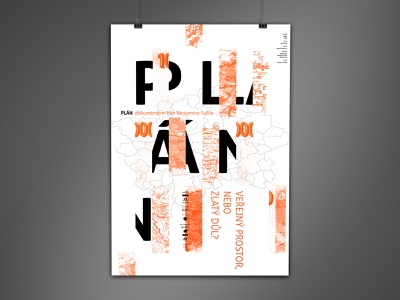 The Plan typography documentary movie poster poster design poster