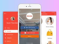 Browse Products - Ecommerce App