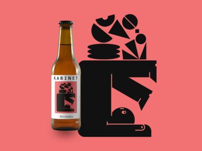 Acrobat beer