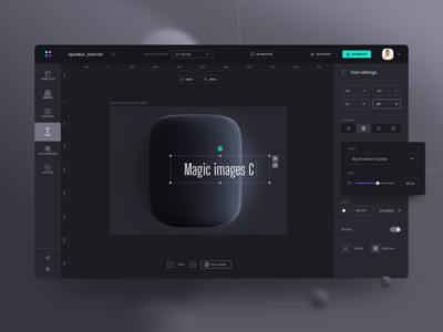 Multimedia design platform