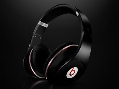Beats icon dark beats headphone