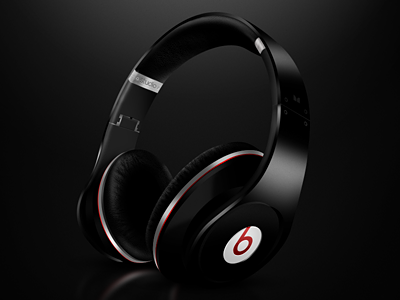 Beats icon dark beats headphone