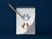 Concept + Sketch = Logo