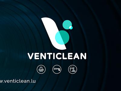 Social Media Campaign for Venticlean - B2B Industrial Cleaning photoshop illustrator design vectors graphic design adobe branding