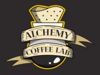 Logo Design - Alchemy Coffee Lab v1 & v2