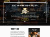 Alchemy Coffee Lab - landing page