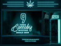 Cannabis Infographic Header