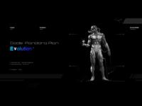 Evolution - Code : Pandora Plan