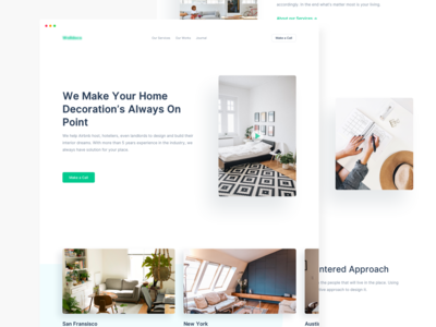 Airbnb's Interior Design Startup
