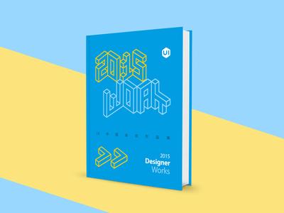 2015 Designer Works Cover Design