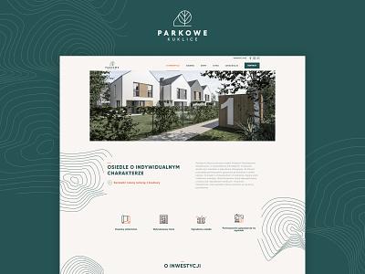 Parkowe Kuklice web design websites web logo website webdesign