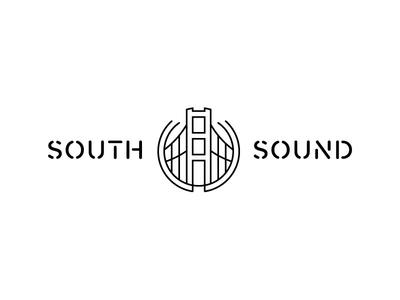 South Sound - 02 logo bridge tacoma narrows wordpress meetup