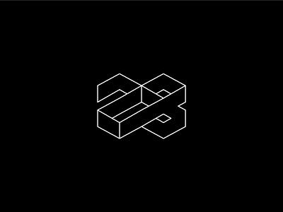28 logodesign vector letter number typography logotype clean branding simple minimal logo