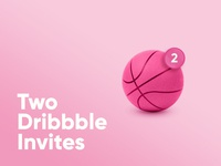 Dribbble Invite 2