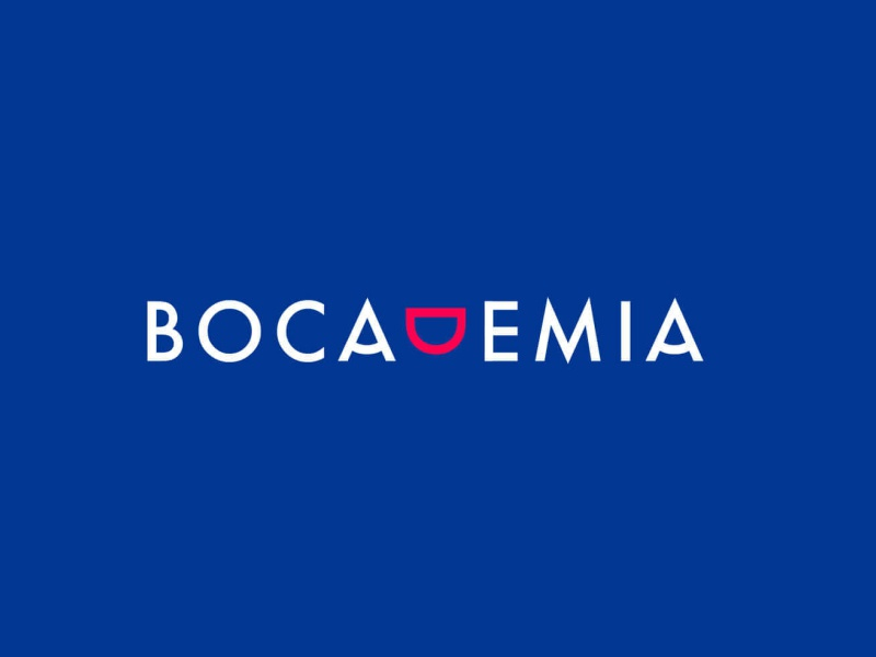 BOCADEMIA branding visual identity marketing creative design creativity malaga designs brand ux typography vector design logotype logo branding