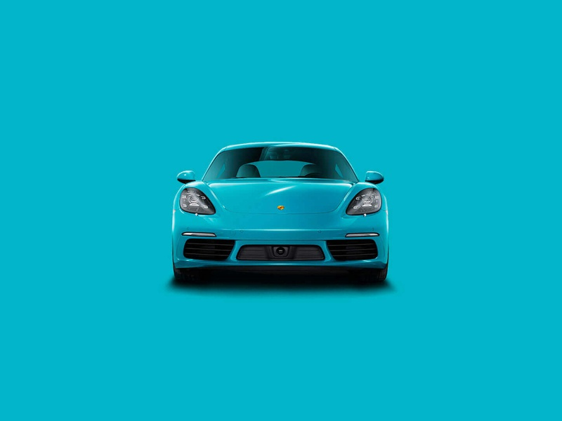 Porsche Creativity website marketing campaign branding design brand identity porsche design branding