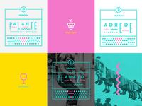 Palante, Adrede & Planazo wines