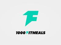 1000 Fit Meals Logo