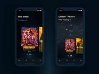 Cinema App Mobile