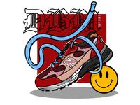 DBM Joe Fresh Good x New Balance