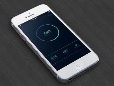 PayBook for GoCardless on iPhone gocardless avenir iphone app app design