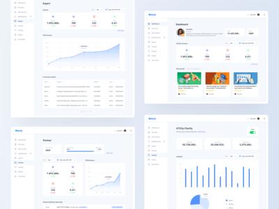 Dashboard for E-Learning Platform