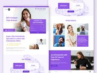 😄👩🏼⚕️ Invisalign® website for Centre for Invisible Orthodontics