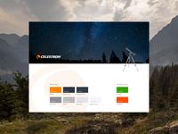Celestron UI Kit