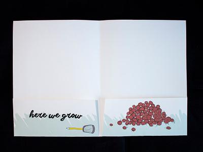UCF Arboretum knightro ucf nature arboretum folder print