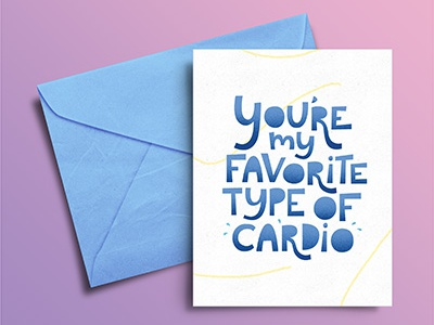 Valentine's Day Card stationery card greeting day valentines