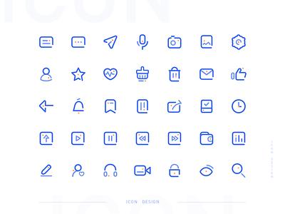Iconset [AI] iconset icon