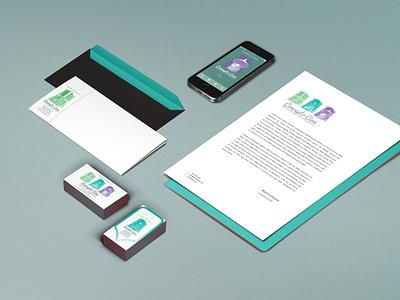 Concepto Cian  - Branding Identity graphic design logo branding
