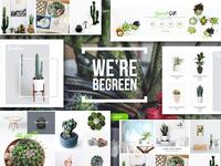 BeGreen - Multi-Purpose WordPress Theme For Planter & Gardening