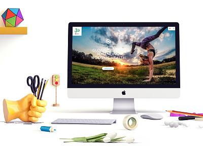BeHealth - Multi-Concepts Yoga WordPress Theme web designs yoga wordpress theme multi-concepts template health center yoga center