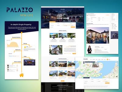 Palazzo - Functional Real Estate WordPress Theme