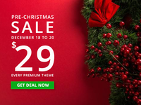 YoloTheme & NooTheme Christmas Sale