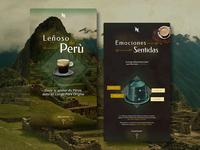 Leñoso de Perù - Nespresso