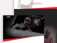 Cissokho home page