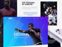 Cissokho home page final