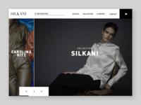 Silkani home page