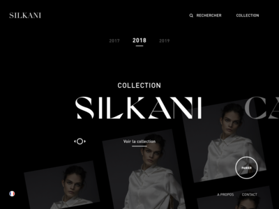 SILKANI redesign - Collection