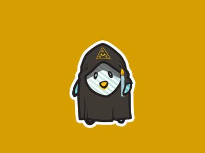 Secret Society Penguin
