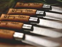 Fancy & Feral Camp Knives