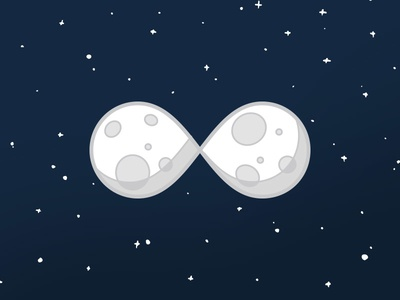 Infinity Moon infinite wedding moon