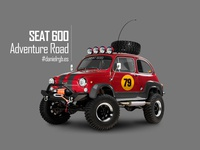 Seat 600 - Adventure Road