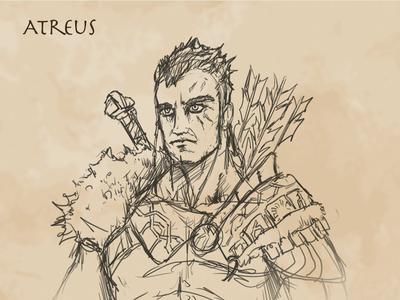 Atreus God of War
