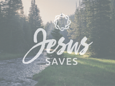Jesus Saves - Grace City Church